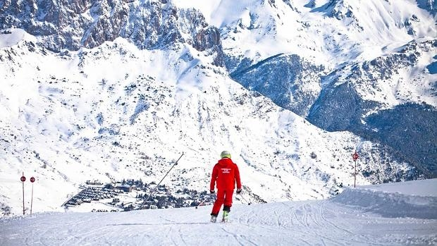 El extraño invierno en el que se podrá esquiar hasta el 1 de mayo