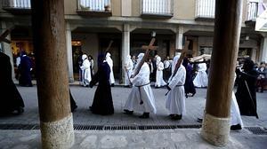 Procesión en Medina del Campo