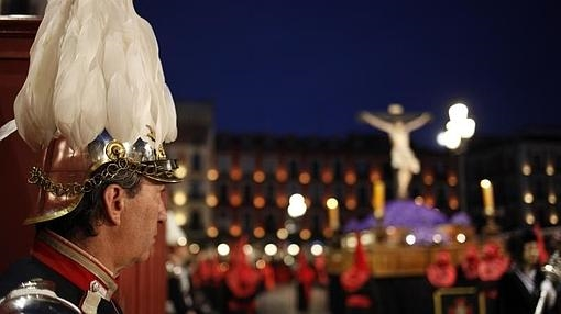 Procesión General, el Viernes Santo, en Valladolid