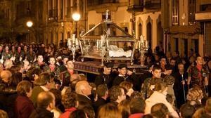 La mejor Semana Santa del norte de España
