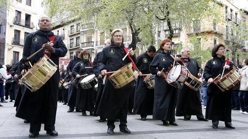 Desfile de la Tamborada de Hellín