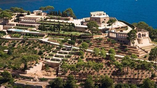 La Fortaleza, en una imagen difundida por Travelzoo. Esta empresa utilizó la propiedad como escenario de uno de sus anuncios