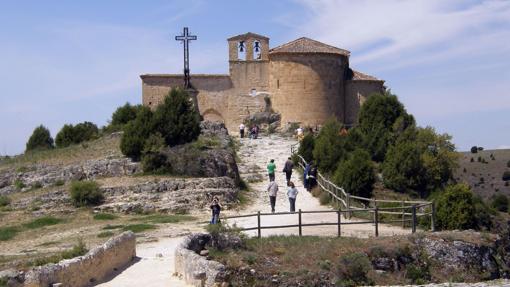 Ermita de San Frutos, en las Hoces del Duratón