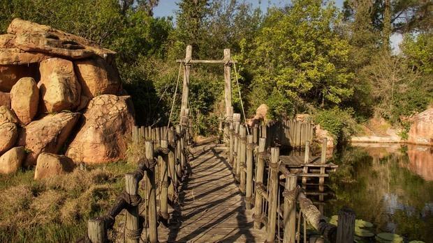 River Country, en Orange County, Florida, fue el primer parque acuático de Disney. En junio se cumplirán 40 años de su apertura