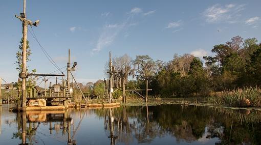 Imágenes de River Country pertenecientes a la serie de Seph Lawless