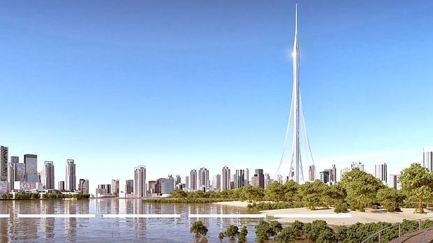 Calatrava diseña en Dubái la que será la torre más alta del mundo b05cb2adcb6