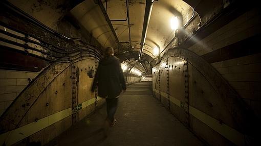 En la estación de Down Street se refugió el estado mayor británico