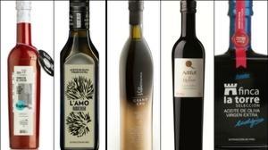 Cinco de los mejores aceites de España de la nueva cosecha