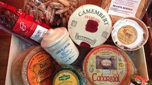 Diez de las mejores tiendas de quesos de España