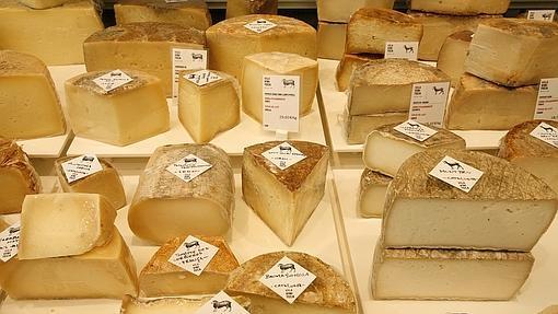 Los quesos de Vila Viniteca