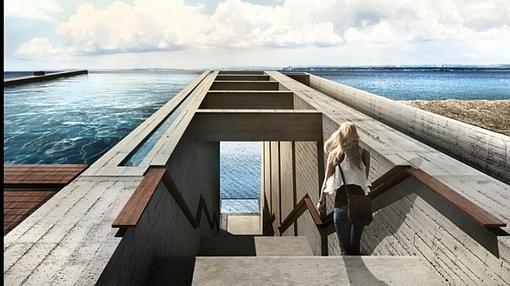 La residencia tendrá 270 metros cuadrados - 90 más que el proyecto  inicial- c724d0727dd