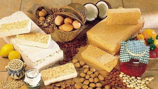 Productos típicos de la Costa Blanca