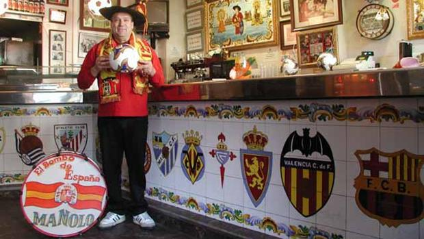 Hemeroteca: Diez bares donde pasarlo en grande con los partidos de la Eurocopa   Autor del artículo: Finanzas.com