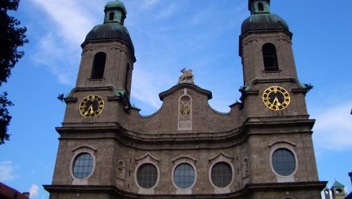 Catedral de Santiago en Innsbruck