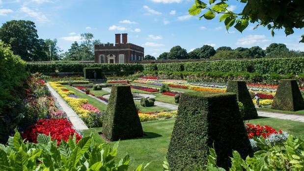 El jardinero que cambió la vida a los aristócratas británicos