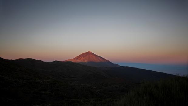 Una imagen que recoge la belleza del Teide
