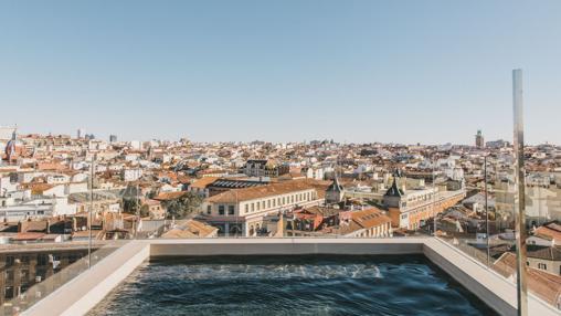 Terrazas de verano veinte azoteas impresionantes para ver for Azoteas madrid