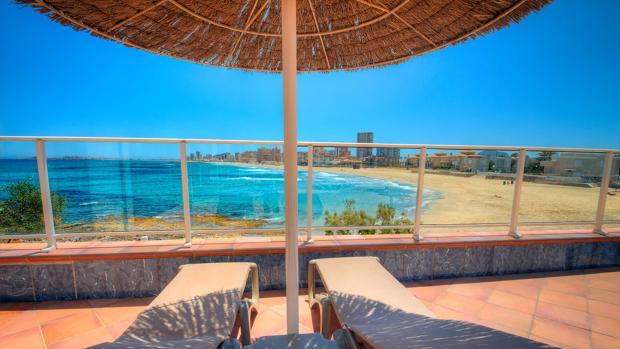 Los 10 mejores hoteles de playa de España de 2016