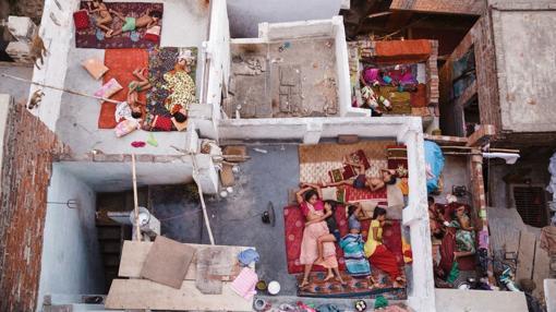 Rooftop Dreams, Benarés, según premio en la categoría de Gente