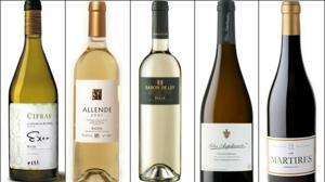 Los diez mejores vinos blancos de Rioja