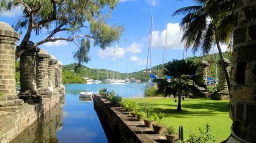 Astilleros de Antigua y Barbuda