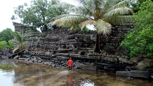 Ruinas del centro ceremonial