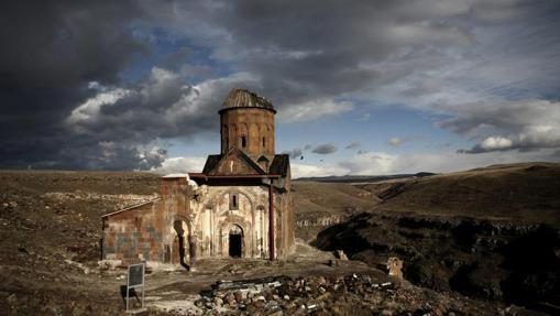 Iglesia de San Gregorio en las ruinas de Ani