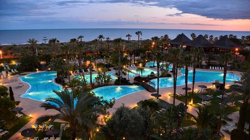 Grandes ideas para una ruta perfecta en huelva - Puerto antilla grand hotel ...