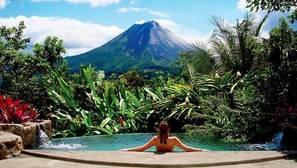 Las maravillas de uno de los volcanes más bellos del mundo