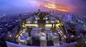 Bangkok, la ciudad más visitada del mundo en 2016