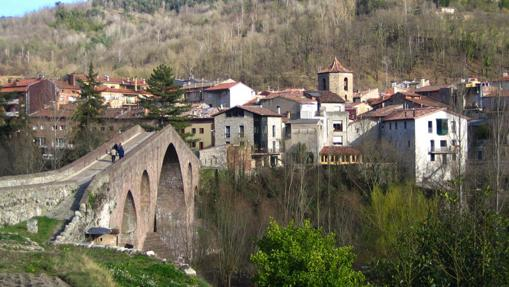 Puente de San Juan de las Abadesas