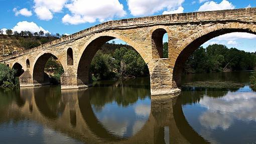 Puente de la Reina, en Navarra