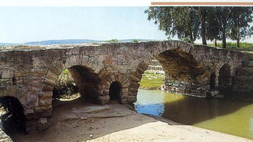 Puente romano de Villa del Río