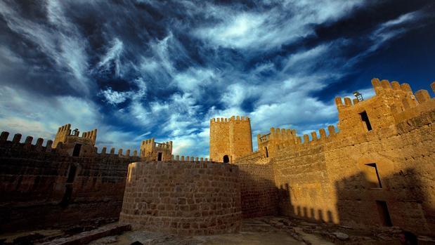 Castillo de Baños de la Encina, en Jaén