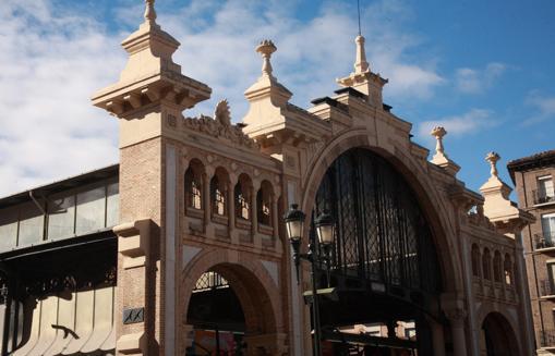 Diez visitas para exprimir una escapada a zaragoza - Arquitectos en zaragoza ...