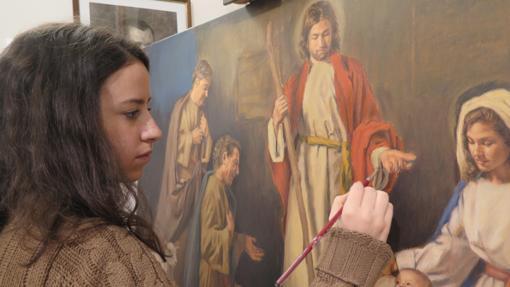 Escuela de Arte Sagrado