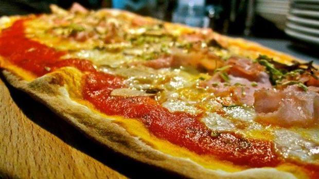 Pizza de Don Lisander