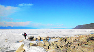 A orillas del Baikal, la perla de Asia