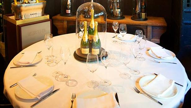 «La Table Krug», en El Portal de Alicante