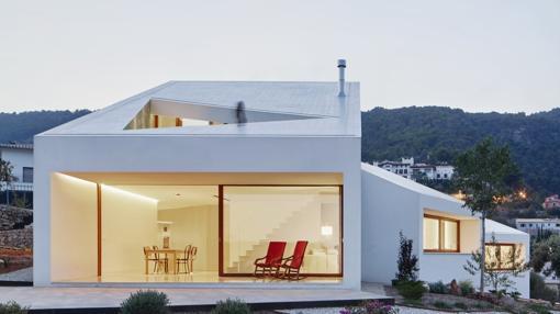 Casa finalista, en Mallorca