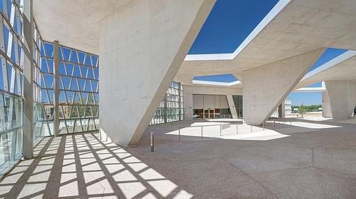 Nuevo colegio alemán en Montecarmelo, Madrid