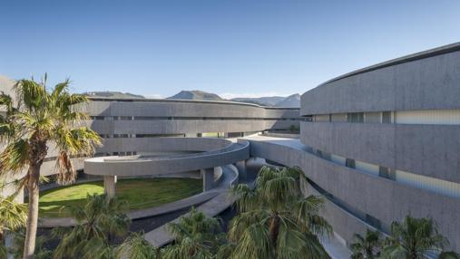 Edificio de La Laguna, finalista en los premios de 2016