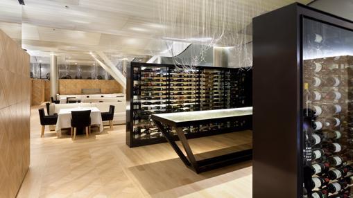Lasarte de mart n berasategui primer tres estrellas michelin de la ciudad de barcelona - Restaurante 7 puertas barcelona ...