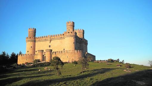 Castillo de Manzanres el Real