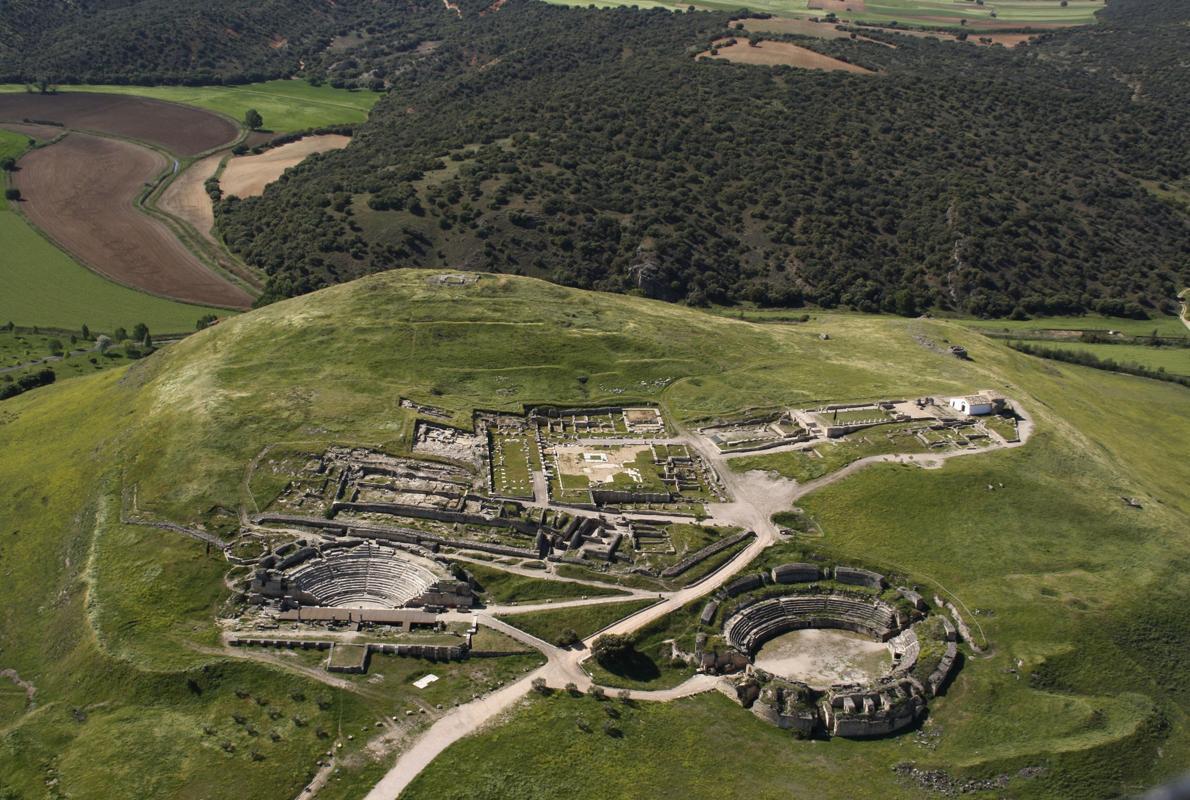 Segóbriga, el tesoro romano que está en La Mancha