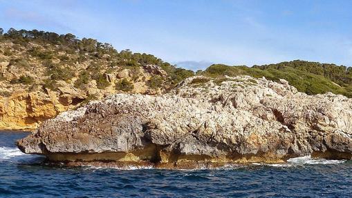 Isla del Fonolls, en la Cabrera