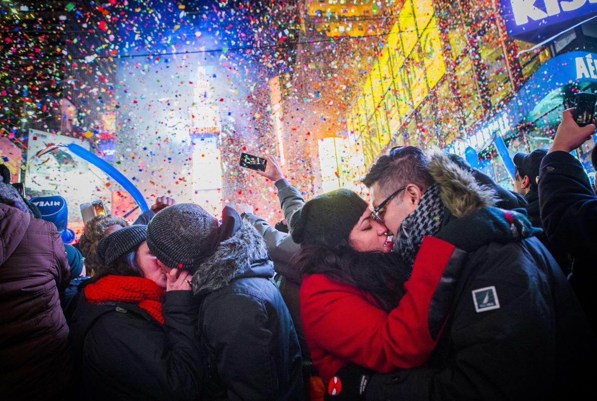 fd1eebf6b Doce formas muy curiosas de celebrar el Fin de Año en el mundo