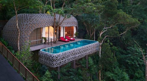 Las diez habitaciones de hotel m s bonitas del mundo - Piscina dentro de la habitacion ...