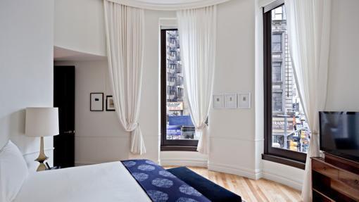 Las diez habitaciones de hotel más bonitas del mundo