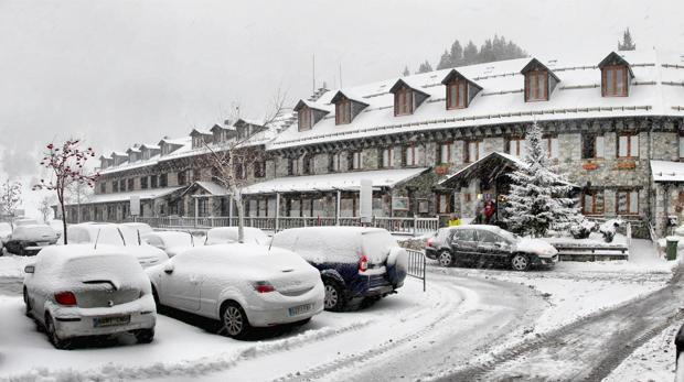 El pirineo se llena de nieve lo que debes saber - Spa llanos del hospital ...